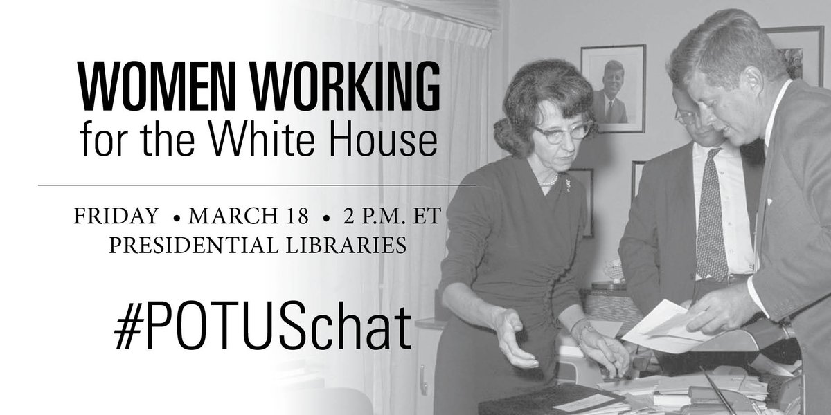 Thumbnail for #POTUSchat: Women Working for the White House