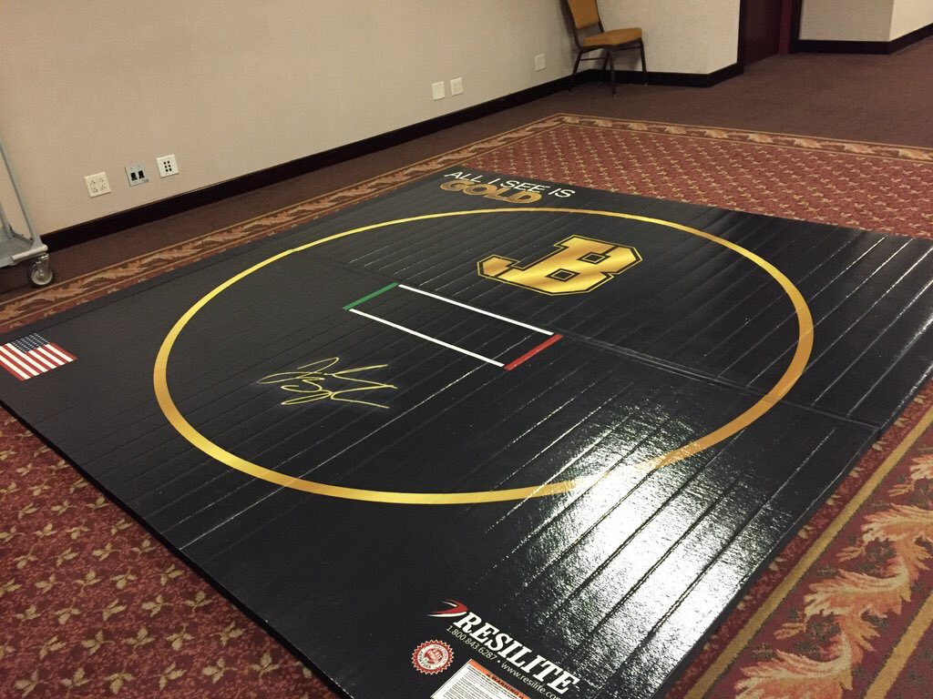 Resilite Wrestling Mats Training Mats Protective Pads