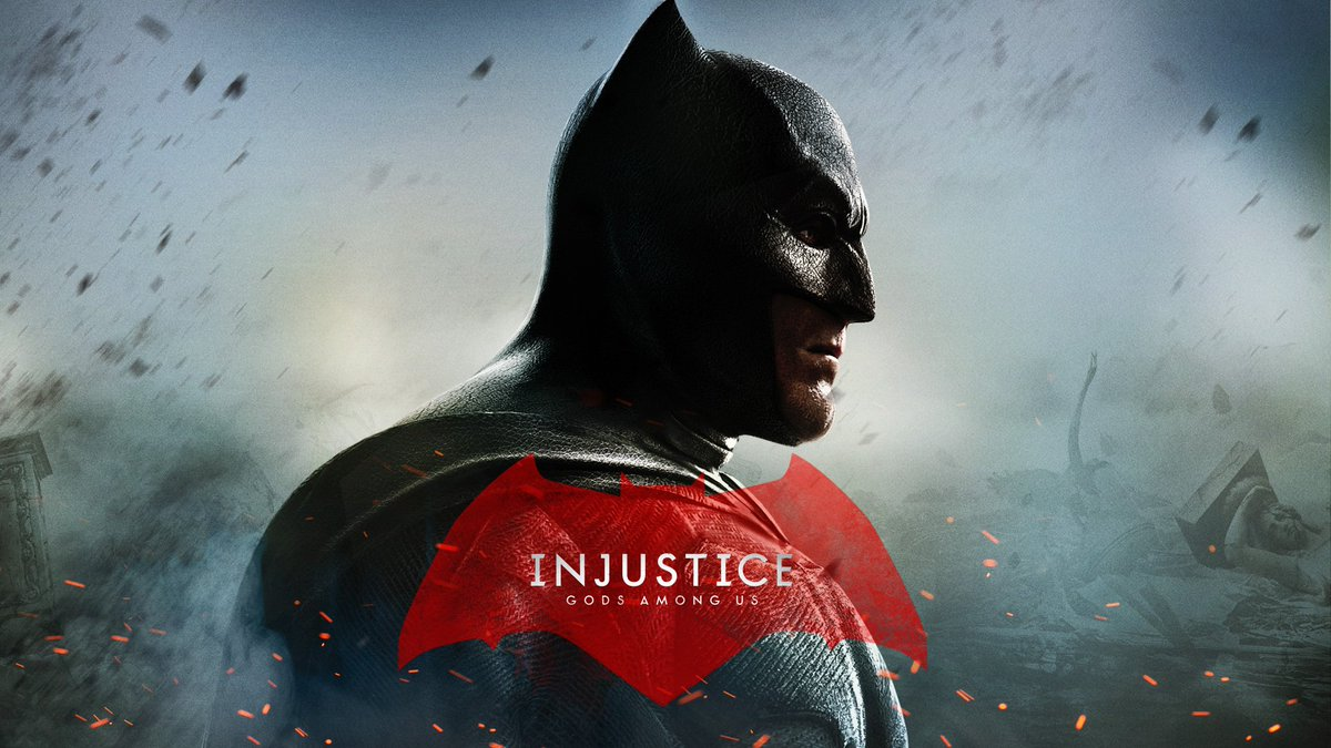 Injustice2 On Twitter Dawn Of Justice Batman Wallpaper For Your