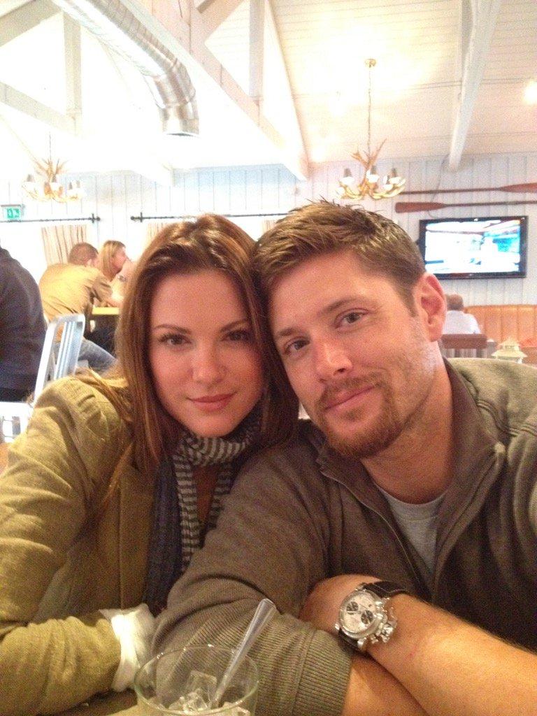 "Jensen Ackles on Twitter: ""Happy Birthday to my beautiful ..."