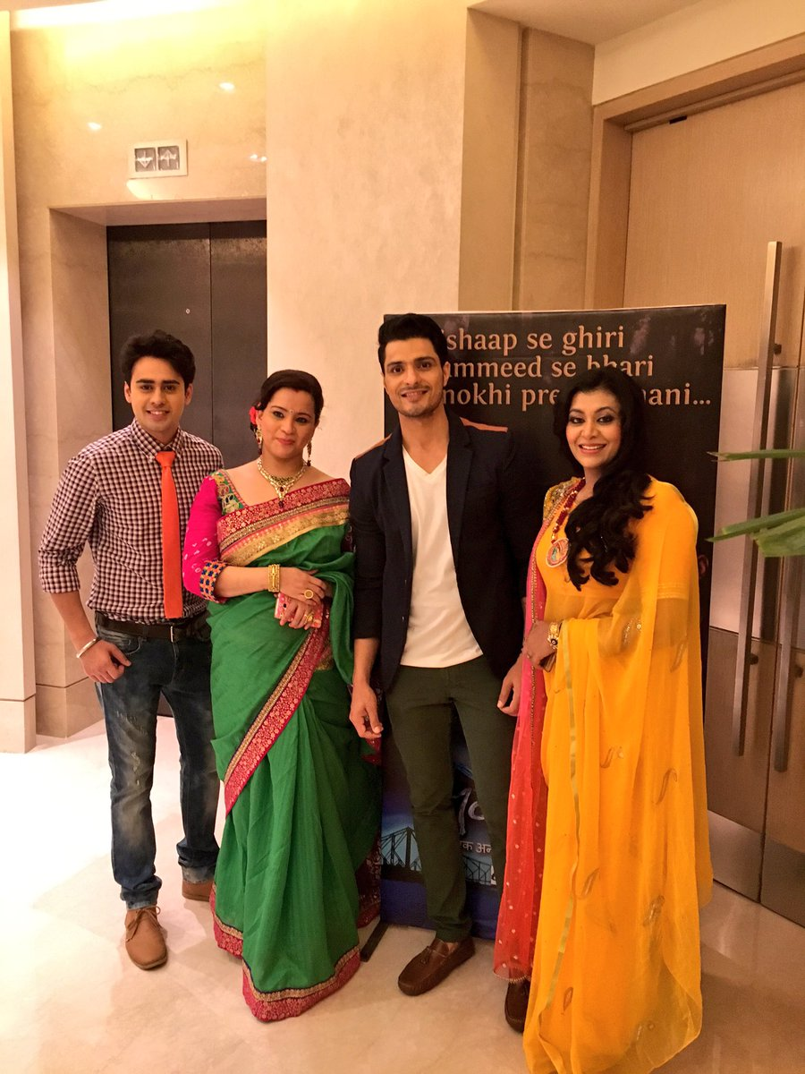 Mittal family in Vishkanya on Zee TV image-photo