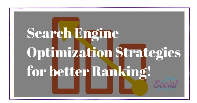 Search Engine Optimization Strategies for your Website. https://t.co/KcFI3Dto4A  #SEO https://t.co/afb5LSNv5p