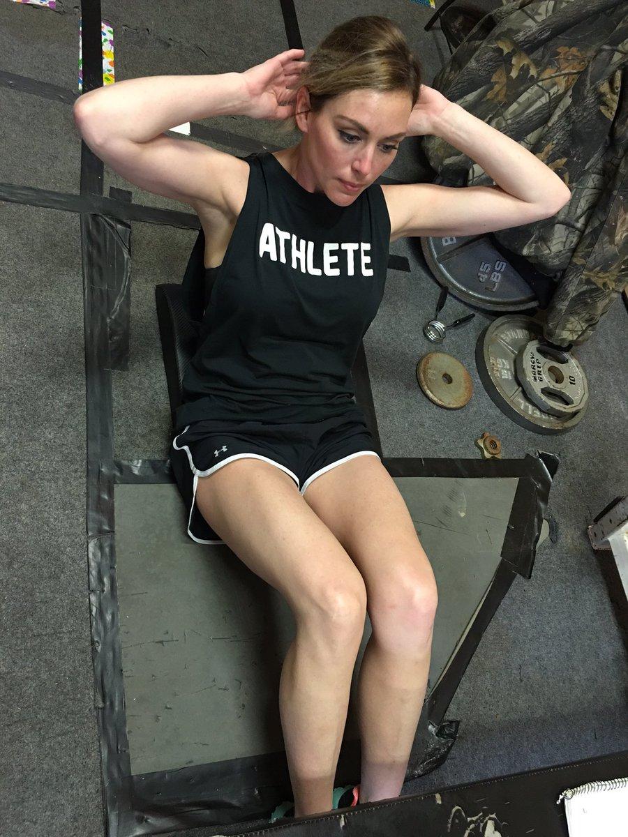 Jessica Robertson On Twitter Killin It At Uawomen Healthyliving
