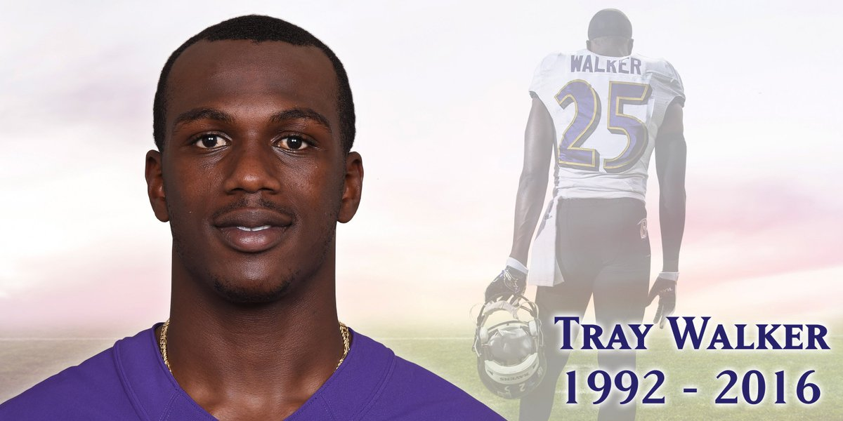 We are grieving the loss of a special young man. #RIPTrayWalker https://t.co/FNcnd9eQjT