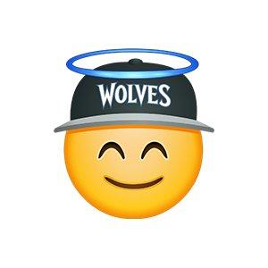 Jjshelton On Twitter Love The New Minnesota Timberwolves Emoji