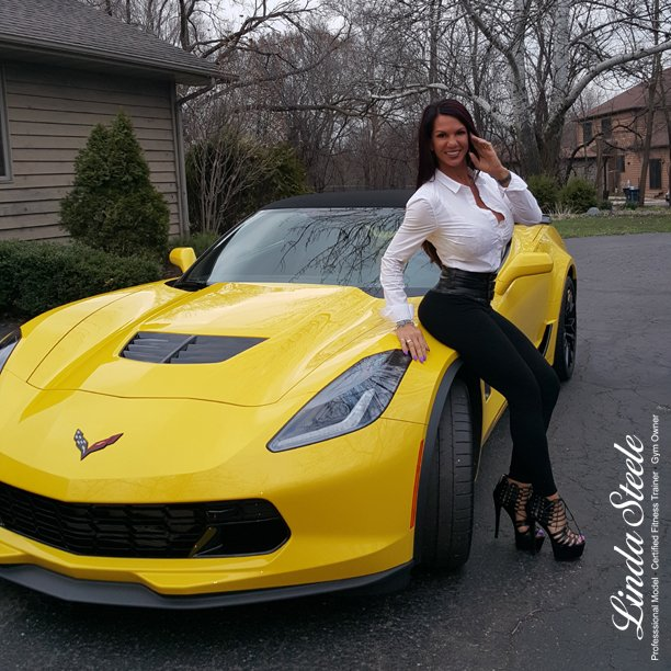 "Linda Steele On Twitter: ""Just Picked Up My New Car!!! It"