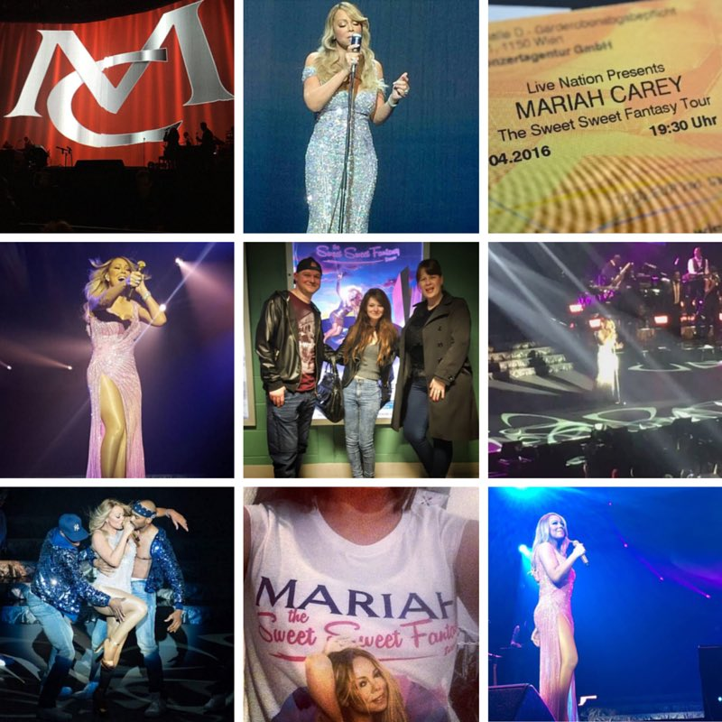 Thank you #Lambs for your photos from the #sweetsweetfantasytour! I ❤️ you!! #fanfriday