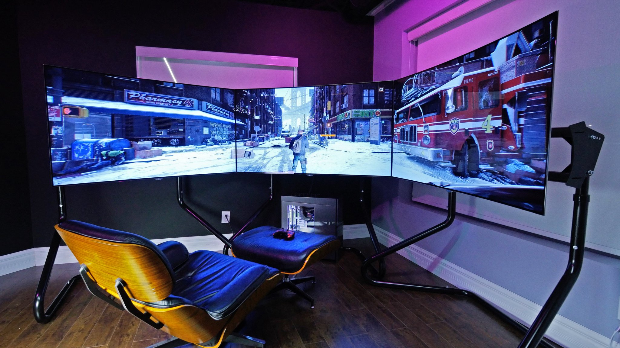 Lewis hilsenteger on twitter new video ultimate gaming for Pc de salon gamer