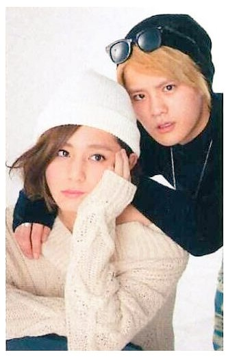 hey say jump dating scandal