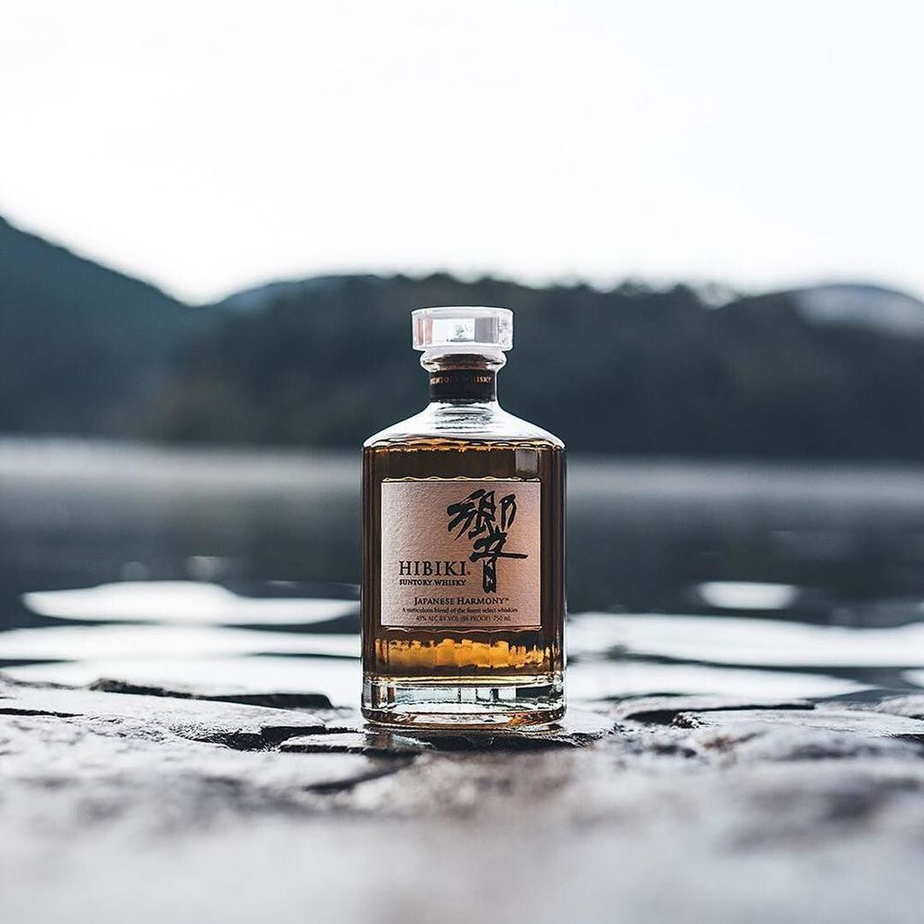 Reminds me of a cool late September rain in Japan. #Repost @suntorywhisky ・・・ Hibiki Japanese Harmony on ice. … https://t.co/SuafZYq3eJ