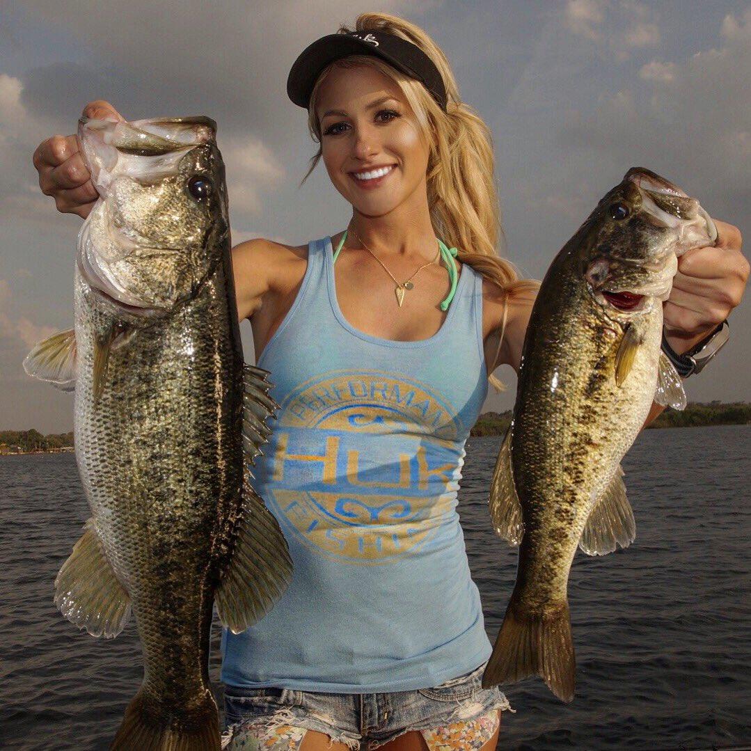 Hukgear hukgear twitter for Brooke thomas fishing