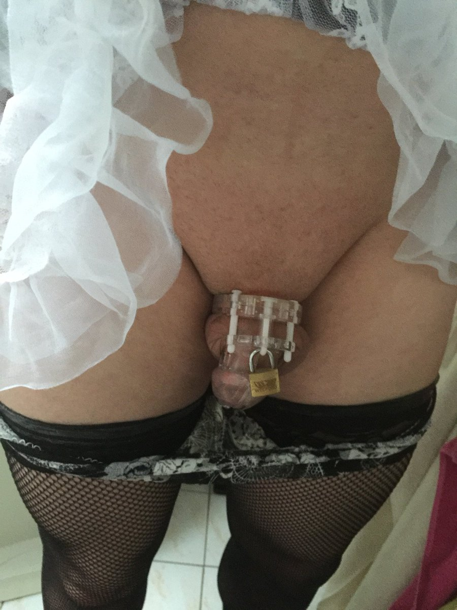 In panties sissies