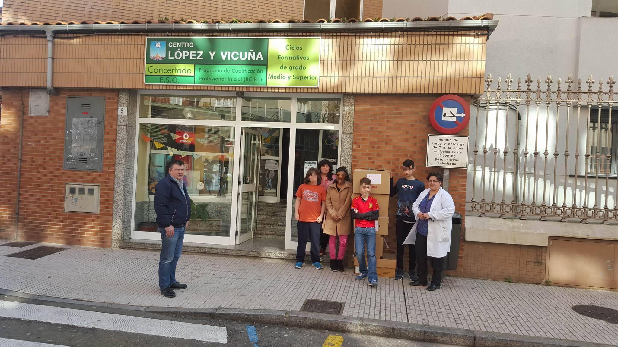 López Y Vicuña Gijón Ar Twitter Recibimos Visita De