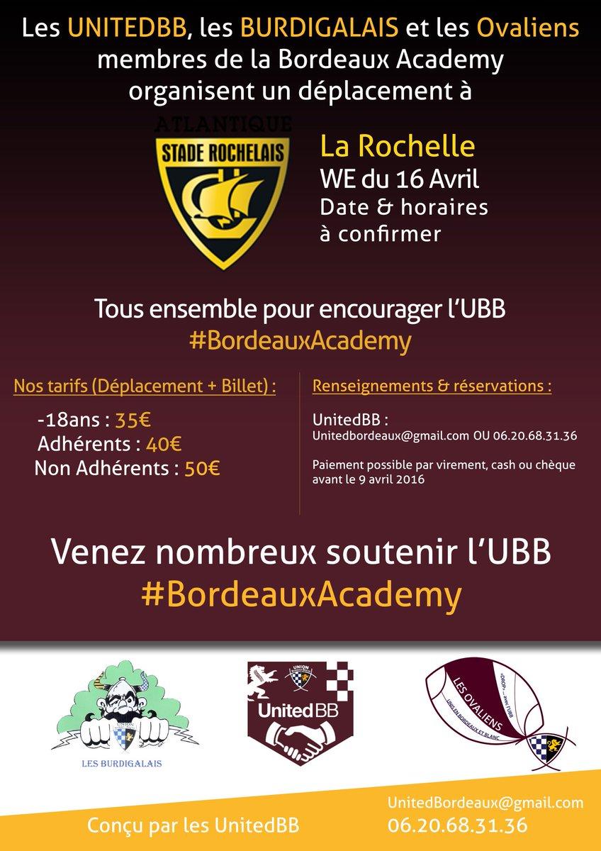 TOP14 - 21ème journée : La Rochelle / UBB Cd7IBAjW8AA7emp