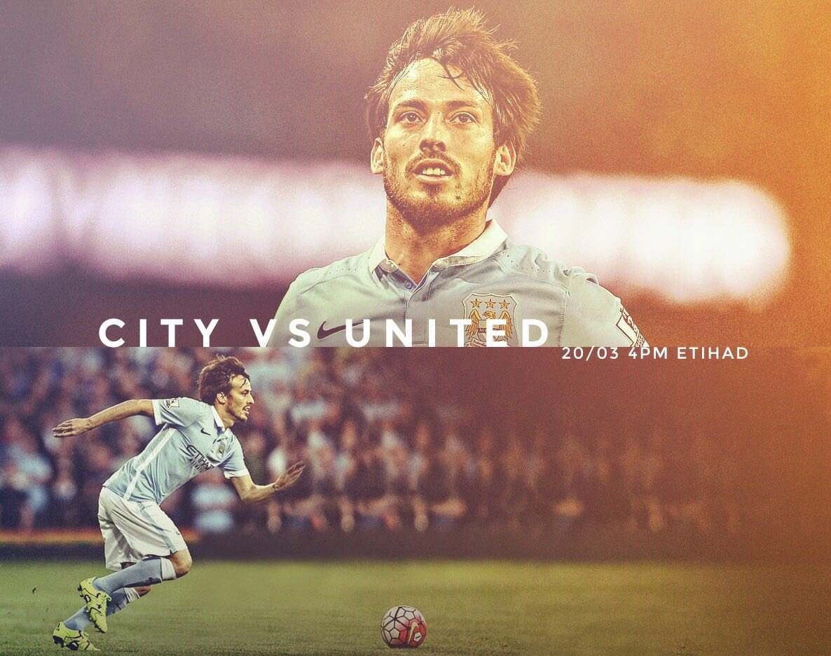 Con ganas de derby? // Looking forward for the derby? #CmonCity https://t.co/OX72LHKn4G