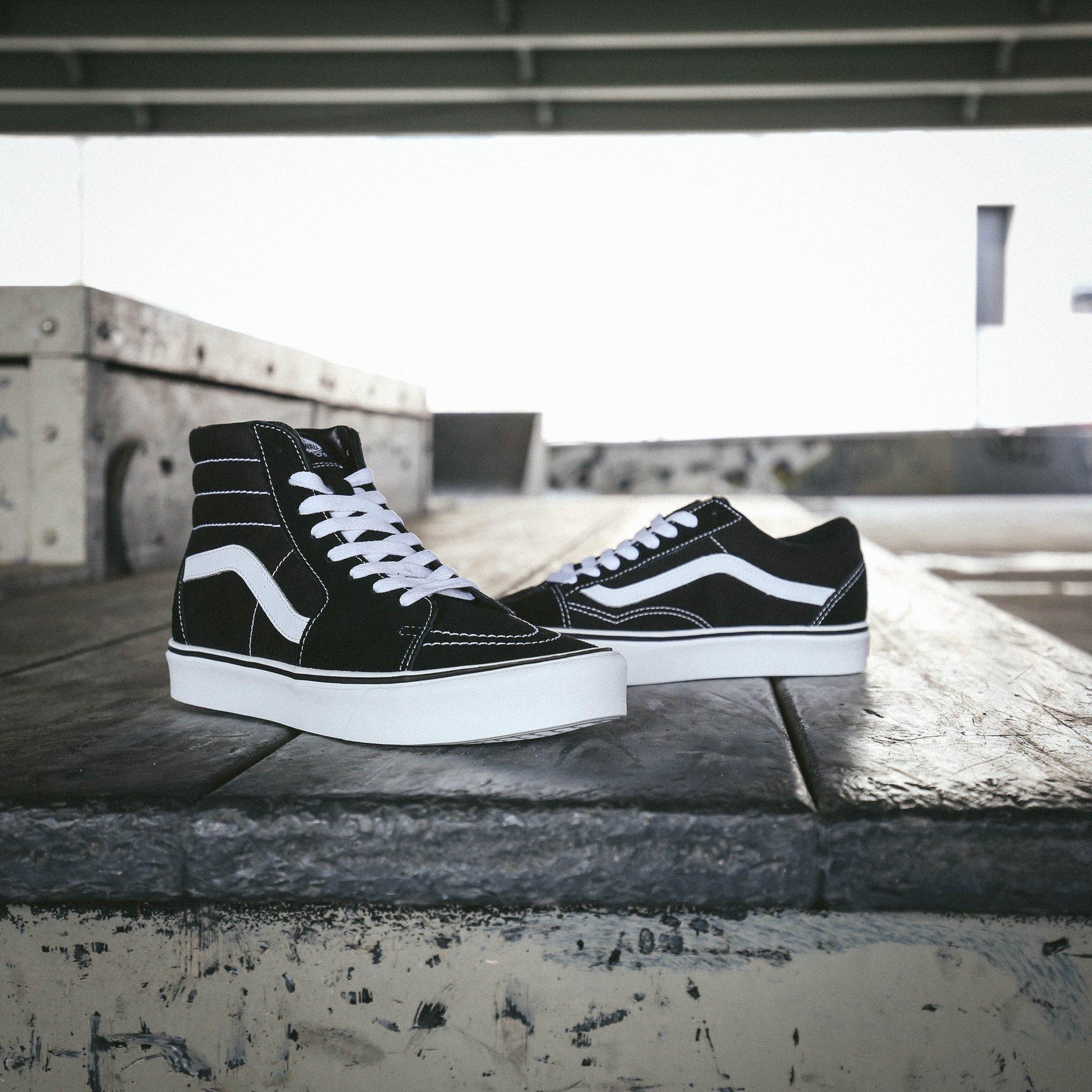 footlocker vans