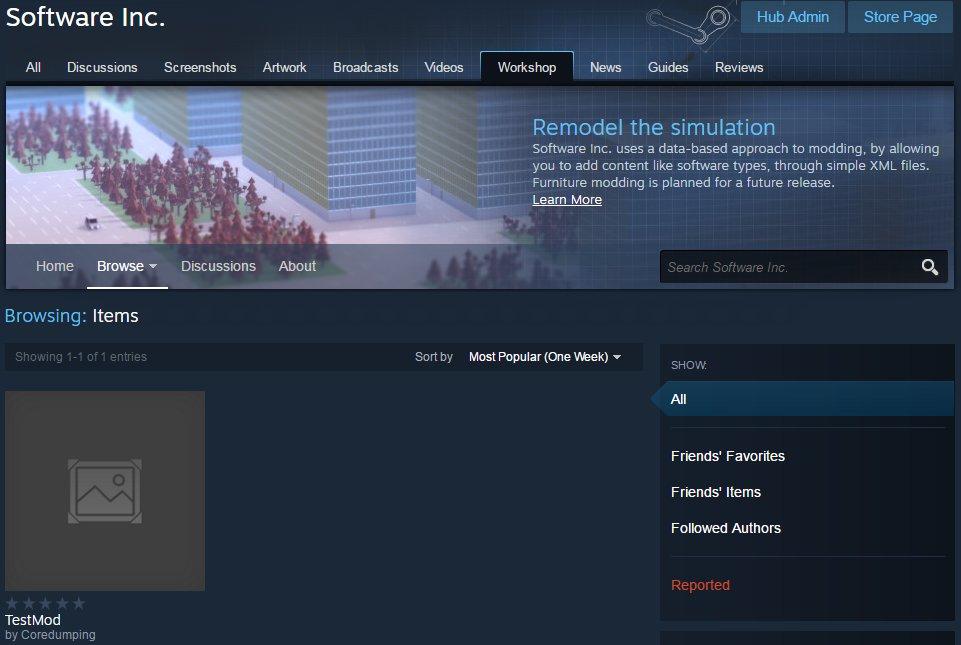 View Software Inc Mods  Pics