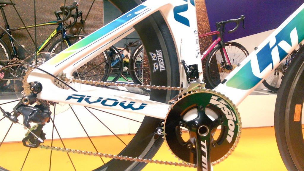 Congrats to @StuartKilmartin, winner of #TeamTrueStart decals! Send us pics of your snazzed-up #wheels! #ukcyclechat https://t.co/Gbt4WpWlBY