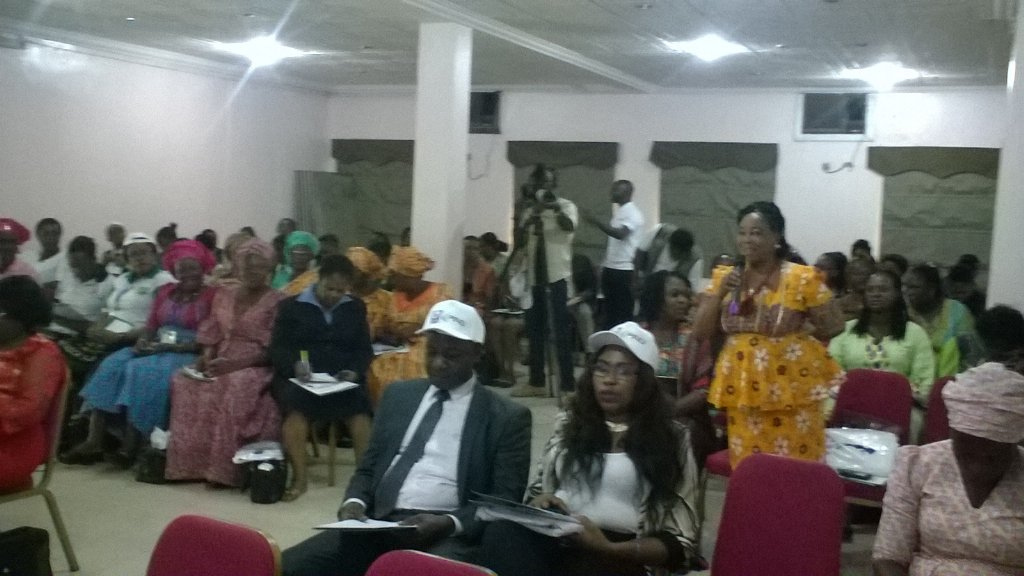 #IWD2016 event just started. Theme: pledging parity for Niger Delta women in agriculture https://t.co/nx5GSprJLL