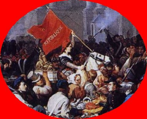 15)Voici la révolution de février 1848 ! à nouveau les femmes combattent ! https://t.co/PAmB1jCPQF
