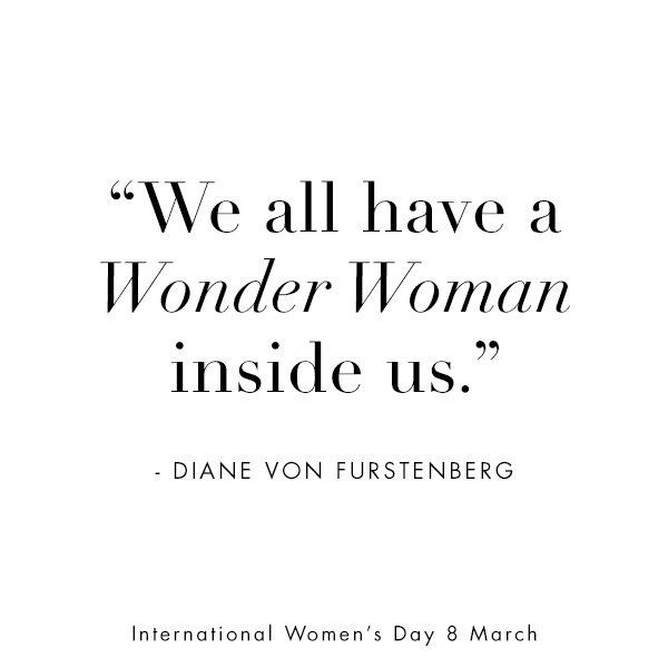 Little Black Dress On Twitter Happy Internationalwomensday Two