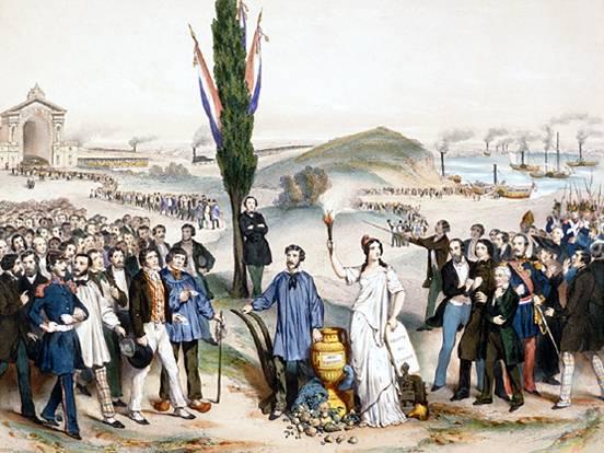 19)Le suffrage proclamé le 2 mars 1848 n'a d'universel que le nom : la moitié de l'universel en est exclu. https://t.co/e1B0SAxa5Y