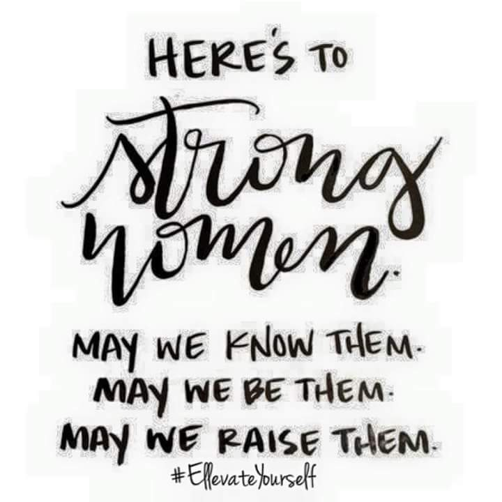Happy #InternationalWomensDay stick together and support one another https://t.co/4SAoEFhcv6