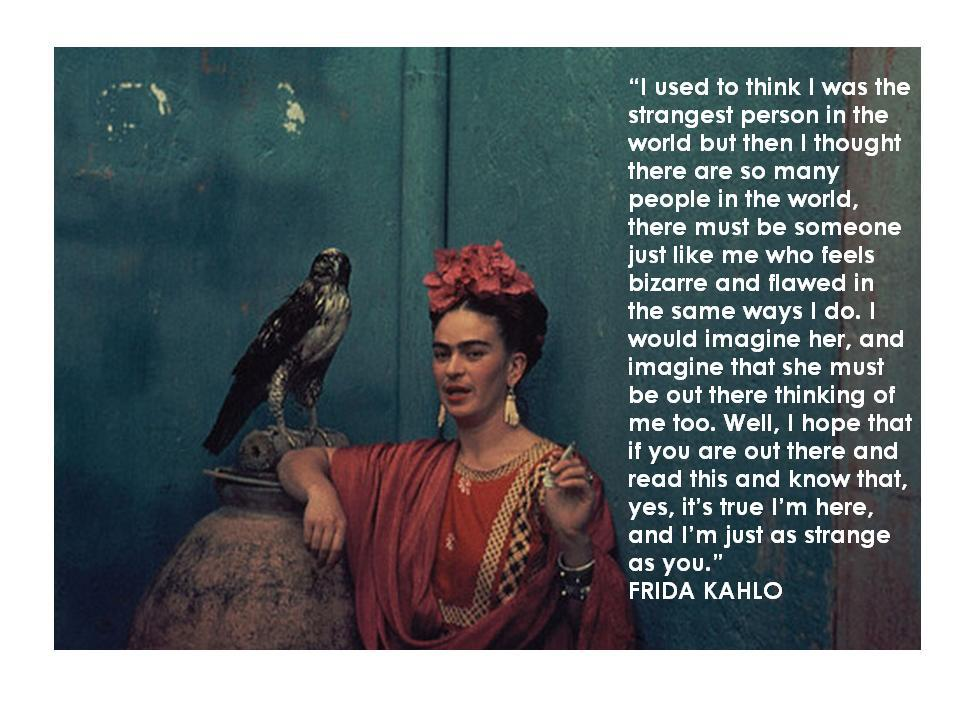 Frida Kahlo, Painter https://t.co/s6mvFNZLY6 https://t.co/W67Mpgfjet