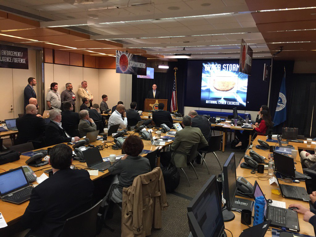 Kick off Cyber Storm V at the Secret Service @FederalTimes