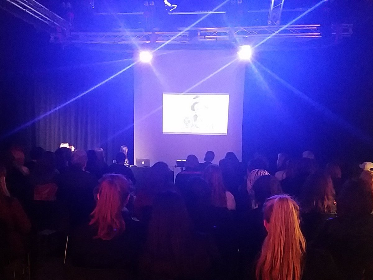 Part 2 of the #WomenChangeMCR film is showing at @sharpproject #IWD2016 @SharpFutures https://t.co/8qrUE6pzCL