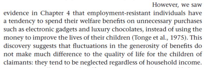 Cutting kid's benefits won't cause poverty because mums just squander the money on chocolate says  @AdamPerkinsPhD https://t.co/M9c4uS8iLp