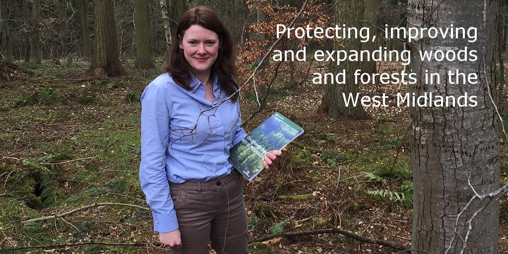 .@DTavernorFC, Partnership and Expertise Manager for Forestry Commission England #IWD2016 https://t.co/6yc3Qr9IBk