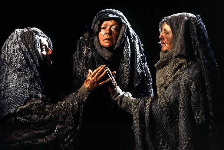 the enriching presence of supernatural forces in shakespeares macbeth The impact of the supernatural forces in macbeth are the motivations for the actions of the main characters throughout the play at the beginning of the play, macbeth and banquo encounter the three witches who predict three things.