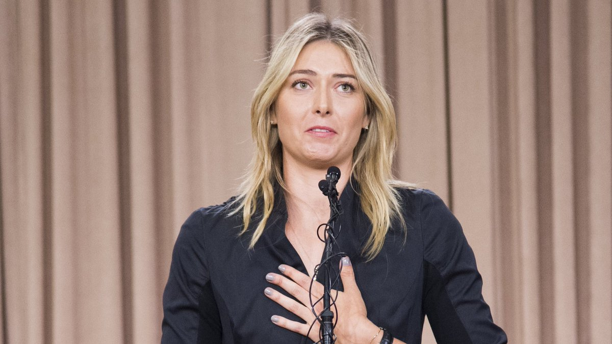 In a not entirely irony-free annoucement, VW-unit Porsche distances itself from Sharapova https://t.co/Wd7usLbPEa https://t.co/K76W4HA2kc