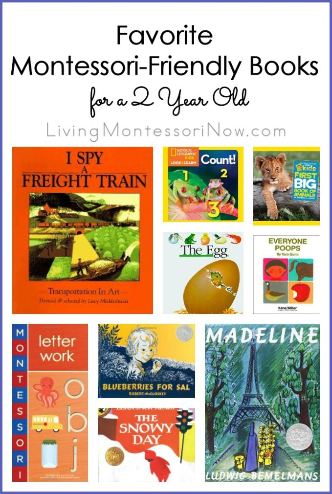 Favorite #Montessori-Friendly Books for a 2 Year Old https://t.co/sXOwvZlR8m #kidlit #homeschool https://t.co/t2MfL11ePU
