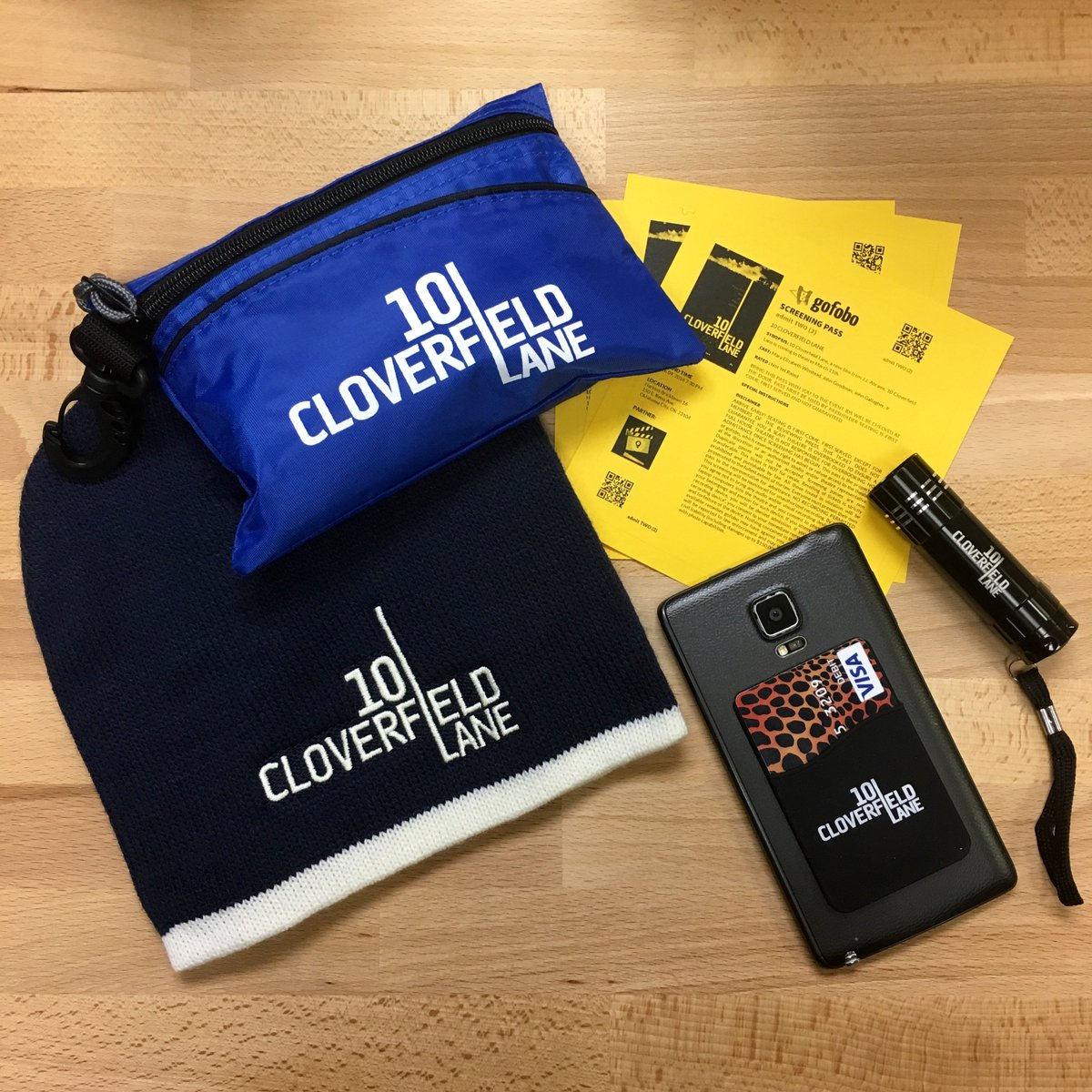 Want to be the first to see @10CloverfieldLn? We have screening passes and survival kits! RT for your chance to WIN! https://t.co/G5s6Qr1TMI