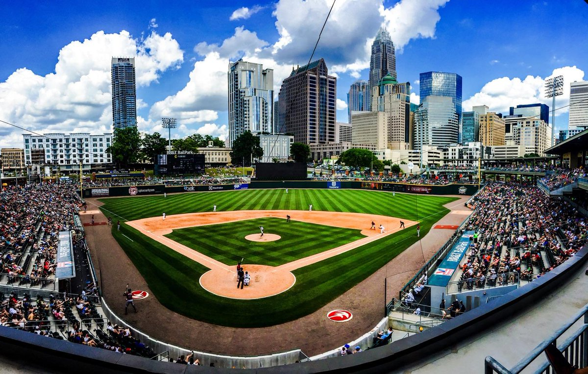 "Charlotte Knights on Twitter: ""Who's ready for baseball at BB&T ..."