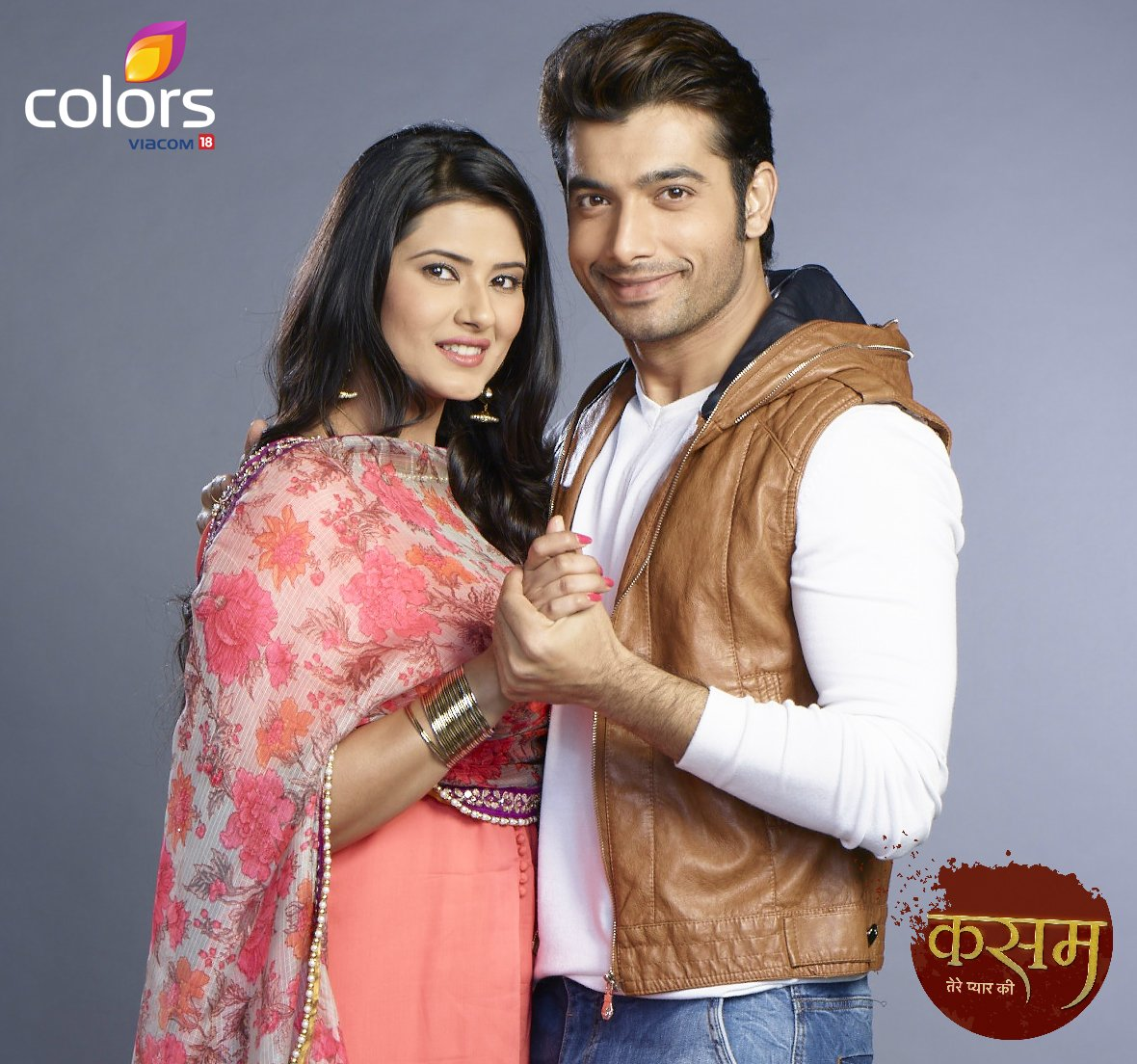Rishi and Tanu in Kasam serial on Colors Image-picture, Sharad Malhotra and Kratika Sengar in Kasam Photo