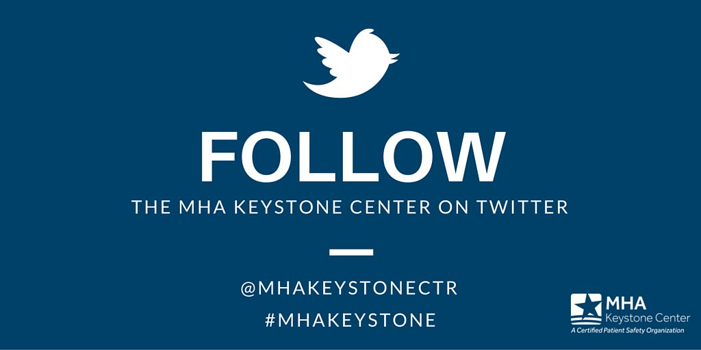 Are you following us on #Twitter? We are live Tweeting from the MHA #PatientSafety & Quality Symposium. #MHAKeystone https://t.co/sj1JQzm1ph