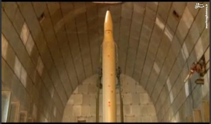 ايران تطلق صواريخ من الصوامع CdCP3PEWAAAVfbC