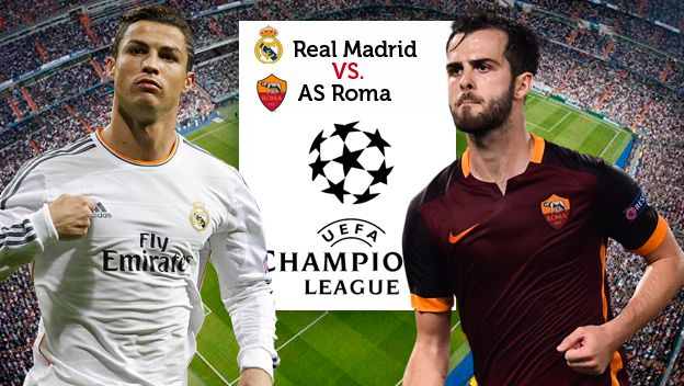 Rojadirecta REAL MADRID ROMA Streaming Gratis Diretta TV