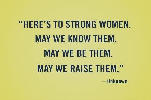 Happy #InternationalWomensDay ladies!