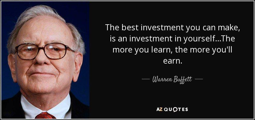 Alexander green on twitter buffet said it best investing in alexander green on twitter buffet said it best investing in yourself is the best investment someone can make oracleofomaha httpstfsbvnbmf1u solutioingenieria Images