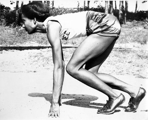 Today we remember Alice Coachman, the first african american woman to win an Olympic gold medal. #WomenHistoryMonth https://t.co/gxWgfS1ynV