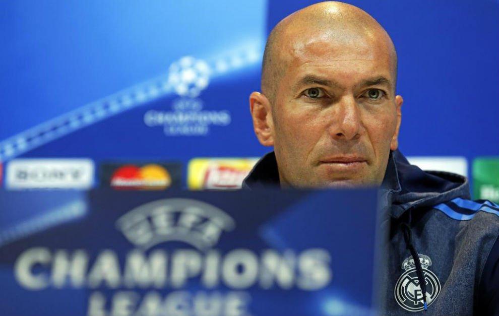 Zidane avisa: 'Estáis avisados' https://t.co/vSt9QVHjZJ #UCL