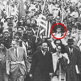 Bernie Sanders marched with Martin Luther King in 1965. If this doesn't speak for him idk what does #MichiganPrimary https://t.co/ilWxEaGb6D