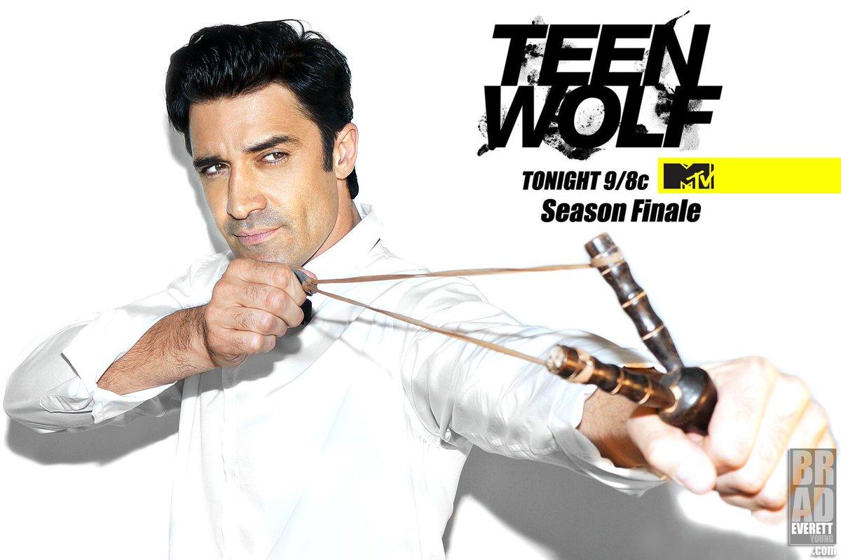 This Season Finale might hurt just a little bit  #TeenWolf @MTVteenwolf @MTVFR @MTV https://t.co/tXGVAUD5Gu
