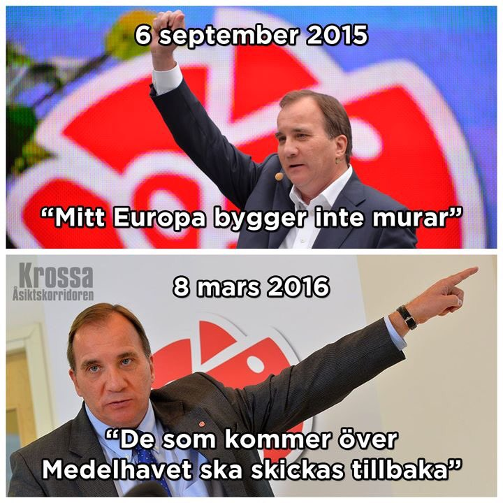 Be om ursäkt @socialdemokrat!