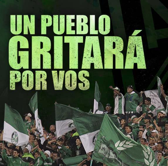 Um gesto de grandeza: Atlético Nacional pede que título da Sul-Americana seja da Chapecoense