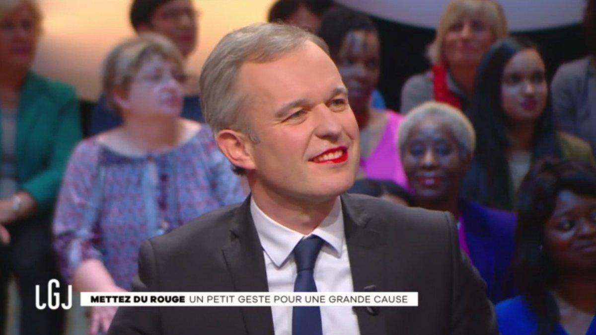 """Résultat de recherche d'images pour """"François de rugy mettez du rouge"""""""